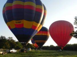 Augrabies Hot Air Ballooning